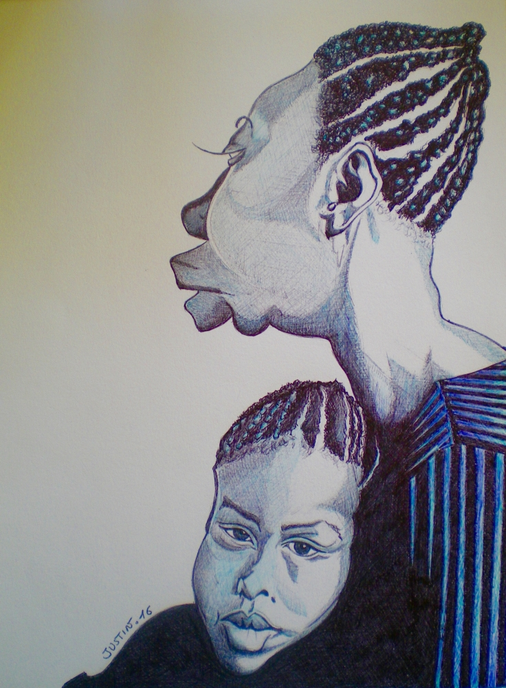 Nina Simone by justin